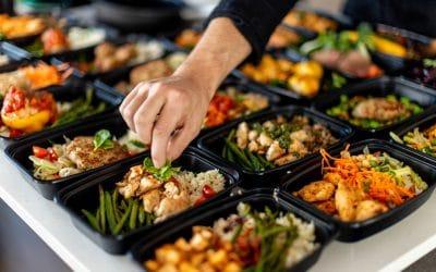 Comment te lancer dans la meal prep en trois étapes