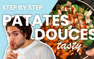 Recette: Patates douces «tasty» – Le step by step