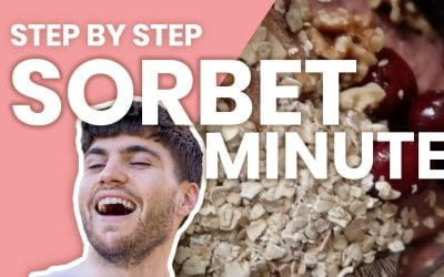 Recette: Sorbet minute – Le step by step