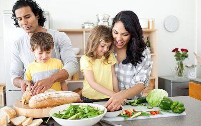5 conseils pour une Meal Prep en famille