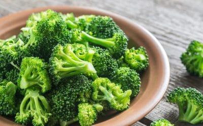 Les 4 légumes que j'achète toujours pour ma meal prep