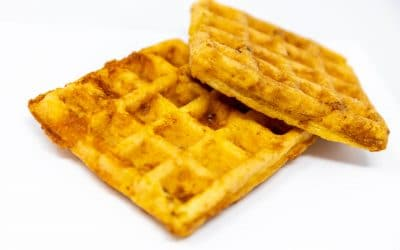 "La Chaffle : l'outil ""low carbs"" indispensable"